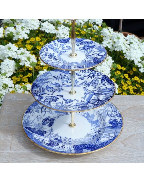 (OUT OF STOCK) ROYAL CROWN DERBY MIKADO VINTAGE 3 ...